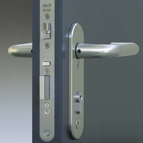 Abloy promotes compliance with escape door standards