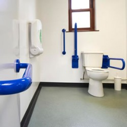 Specialist Bathroom Products at BMI The Somerfield Hospital