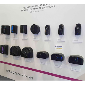 Excel Black dispenser range
