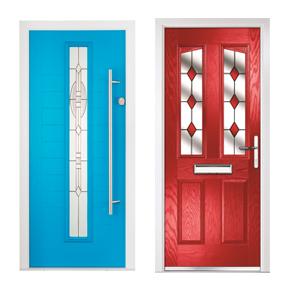 Dales Collection composite door range