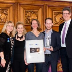 Winner of Winners, GAI/RIBA Architectural Ironmongery Specification Awards 2017