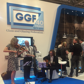 GGF stand at the FIT Show 2017