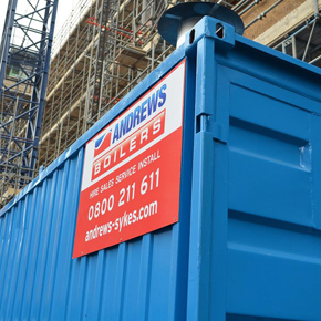 Andrews Boiler Hire from Andrew Sykes