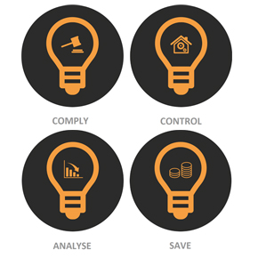 Energise offers energy management solutions