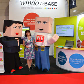 Windowbase at the FIT Show