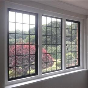 W30 steel windows