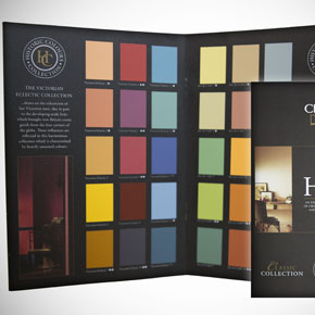 Crown colour guide