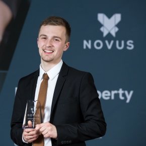 James Riley Apprentice of the Year