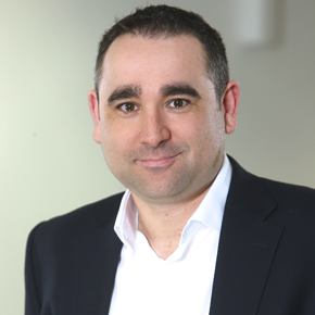 New Sales Director Kevin Smith