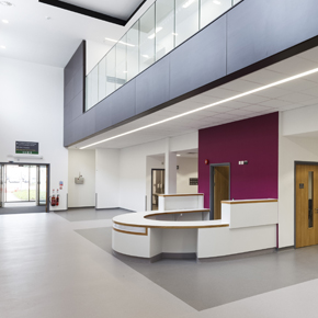 Knauf Princess Royal Hospital Telford