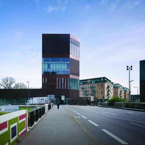 Euravenir Tower - Image courtesy of Julien Lanoo