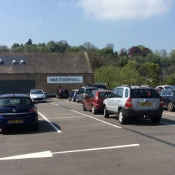 M&S Foodhall car park image 1