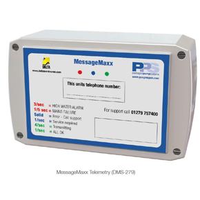 MessageMAXX telemetry