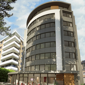 Off-site framing solution for student accommodation