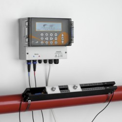 Micronics clamp-on flow meters