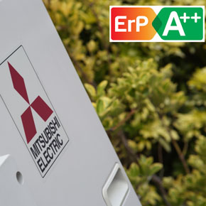 EcoDan renewable heating achieves an ErP A++ rating