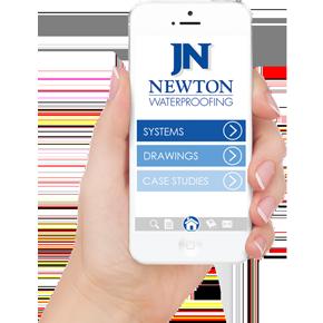 Newton Waterproofing App
