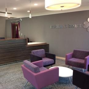 Midland heart office refurb