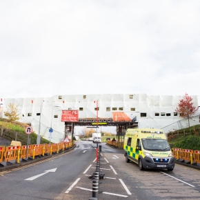 Novus NHS bridge refurb with comprehensive road and traffic plan_Fotor