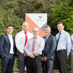 Novus Property Solutions and Dales Housing secure refurbishment deal