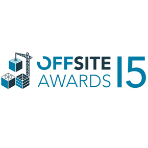 The Alumasc Ventilated System will feature at the Offsite Awards 2015