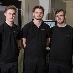 Omega apprentices