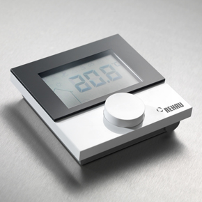 REHAU's new NEA Smart underfloor heating controls can be operated remotely via the internet or smartphone