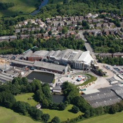 Polyflor's Manchester facility in Bury