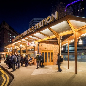 Pressential PR - Structura+Kalwall - West Croydon Bus Station featured image