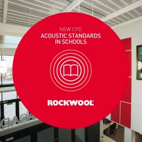 ROCKWOOL acoustic standards in schools CPD