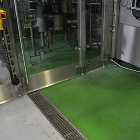 Sikafloor hygienic flooring