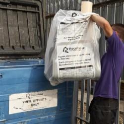 Recofloor bin