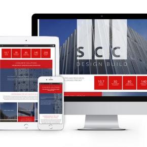 SCC Design Build Website