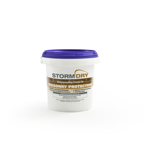 Safeguard Europe's Stormdry Masonry Protection Cream