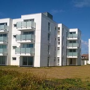 Seagate Court, featuring Alumasc's External Wall Insulation