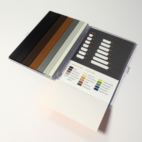 SWISSPACER Sample Box 2