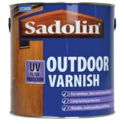 Sadolin Outdoor Varnish