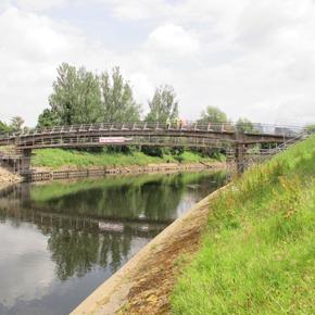 Sherborne Footbridge