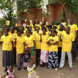 VELUX solar powered lamps delivered to African communities