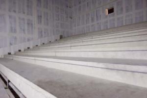 DryFit PREFoam stadium seating riser system