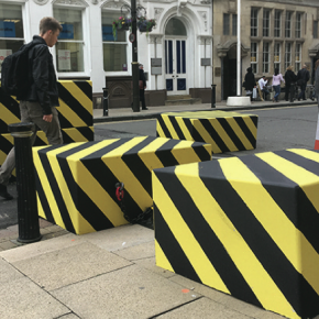 """It is becoming ever more important to ensure that temporary events, such as festivals, music events and markets where there will be high visitor numbers, have temporary perimeter protection in place"" Jonathan Goss"