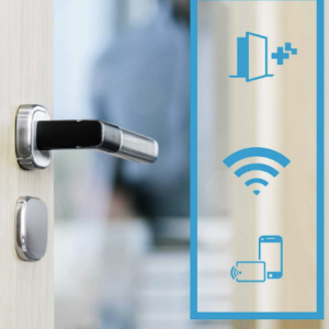 New stylish door handle for ASSA ABLOY's Aperio range - Buildingtalk | Construction news and building products for specifiers