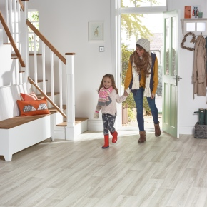Secura PUR - White Limed Ash - Polyflor featured image