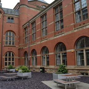 Selectaglaze Supply Secondary Glazing To University Of Birmingham