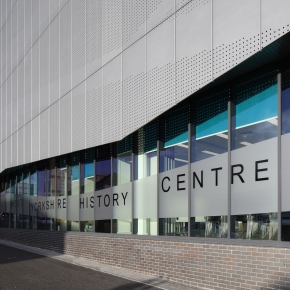 Senior Architecture West Yorkshire History Centre