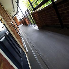 Sika Liquid Plastics Sikalastic Rapid is perfect for communal walkways(1)