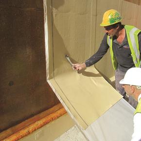 SikaProof below-ground waterproofing system