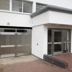 Solihull Community Housing bin store secure with ASSA deadlocks
