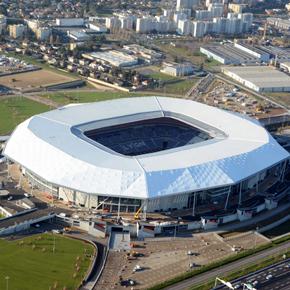 Stade OL -  © C. DESVIGNE (4)