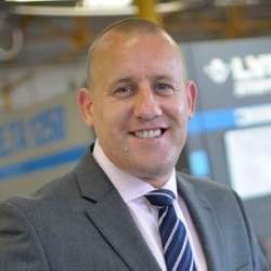 Steve Durdant-Hollamby, Managing Director AWMS